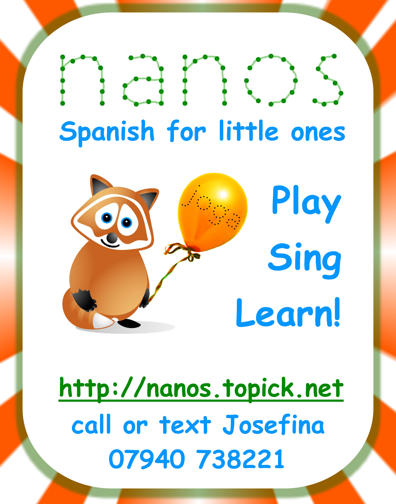 Nanos Spanisch Language Course Class Session Teach Learn